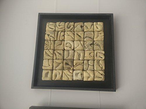 Cuadro en cerámica