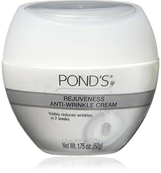 Ponds Rejuveness Anti-Wrinkle Cream 1.75 oz Jar PACKAGING MAY VARY