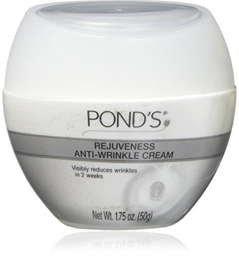 Ponds Rejuveness Anti-Wrinkle Cream 1.75 oz. Jar
