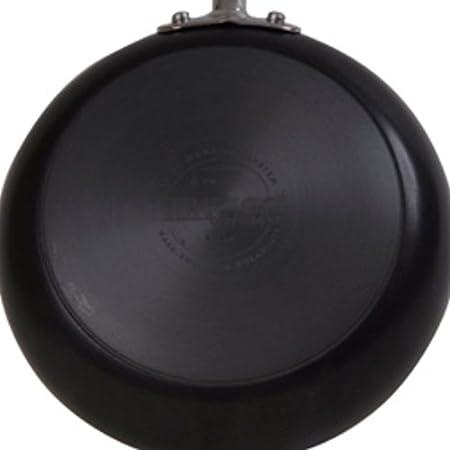 Black 2 Quart Circulon Contempo Hard Anodized Nonstick Sauce Pan// Saucepan with Straining and Lid