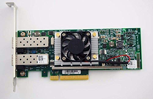 FidgetFidget Netzwerkadapter Broadcom BCM57810S, 10 Gbit/s, DDR5+ NetXtreme II Converged N20KJ (überholt)