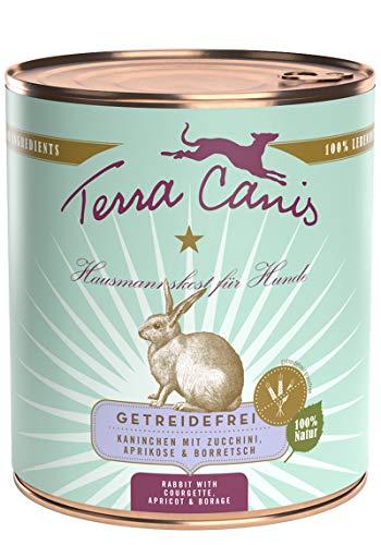 Terra Canis Sensitive Nourriture Humide, Lot de 6 (6 x 800 g)