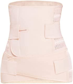 FOONEE Postpartum Support Recovery Belt, Recovery Belly Wrap Waist, Pelvis Girdles Belt Body Shaper, Women Postpartum Girdle Recovery Belly, with Band Wrap Belt