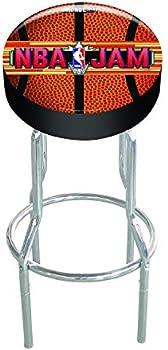 Arcade1Up NBA Jam Adjustable Arcade Stool