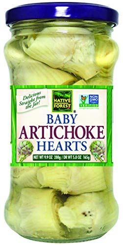Native Forest Baby Artichoke Hearts