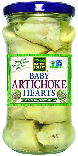 Native Forest Baby Artichoke Hearts