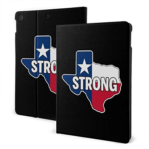 liukaidsfs Texas Strong Funda para iPad air3 & Pro 10.5inch, Carcasa con Auto-Sueño/Estela