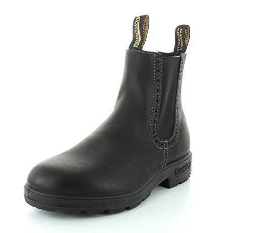 Blundstone Women's 1448 Chelsea Boot, Voltan Black, 7 UK/10 M US