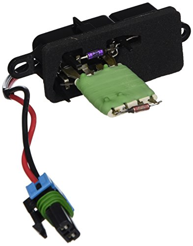 ACDelco 15-81796 GM Original Equipment Heating and Air Conditioning Blower Control Module