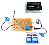 Complete Assembled & Tested Kit with 100% Output Guarantee Includes Project Circuit, Abstract & Explanation Includes Battery & Storage Plastic Box No Logo/Trademark on the PCB