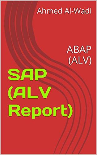 SAP (ALV Report): ABAP (ALV) (English Edition)