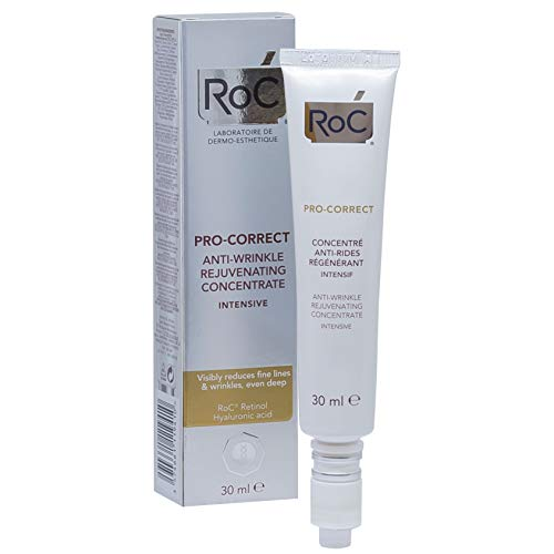 ROC Pro Correct Concentrado - Anti Arrugas Rejuvenecedor Intensivo, 30 ml