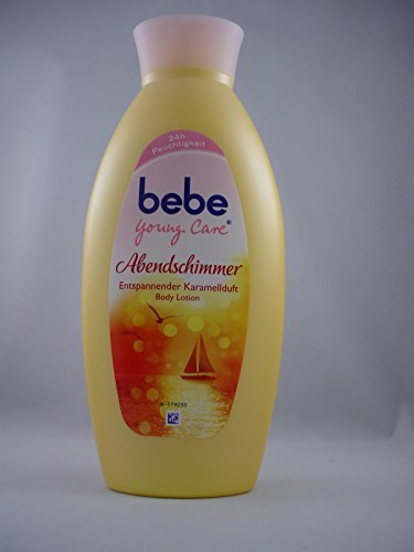 Bebe Young Care Abendschimmer Body Lotion 400 ml