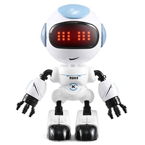 Tiowea Kleinkind Touch Sensing LED Augen Smart Voice Roboter Kinder Bildung Spielzeug Roboter