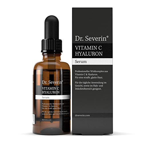 50ml Ultra Serum: Dr. Severin® Vitamin C Hyaluron...