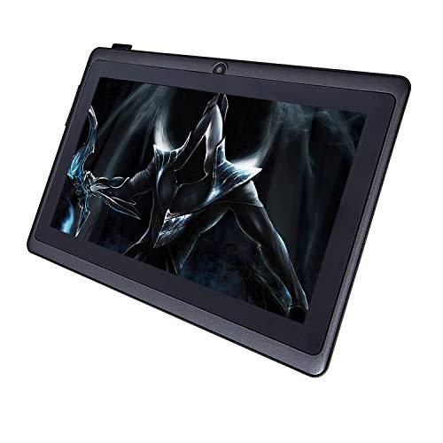 SSSY Tableta Android FHD de 7', 3G Tablet PC, 1GB RAM 16GB ROM Quad Core, Cámaras Duales, WiFi, Bluetooth, GPS, OTG, para Juegos Educativos