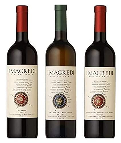 Selezione 3 Vini Friuliani - Confini del Gusto