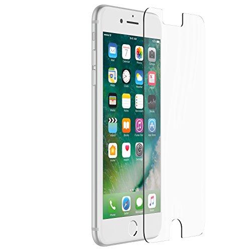 OtterBox per Apple iPhone 8 Plus/7 Plus/6s Plus/6 Plus, Protezione schermo in vetro temperato, gamma Performance Trasparente