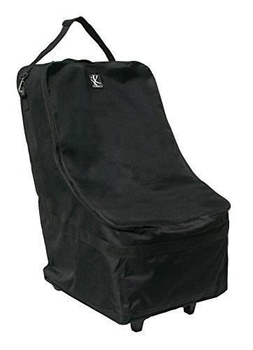 JL Childress Wheelie asiento de coche bolsa de viaje (negro)