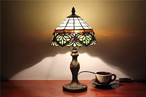HDDD 8 inch High End in Europese stijl, Retro Studio lamp slaapkamer minimalistische Macchiato glazen lamp lampenkap handgemaakt