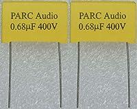 フィルムコンデンサー(0.68uF) 2個セット DCP-FC001-068-2
