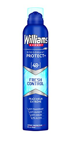 Williams Protect + Fresh Control Desodorante - 100 ml