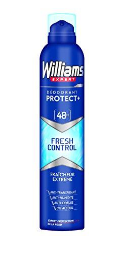 Williams Protect + Fresh Control Desodorante - 100 ml