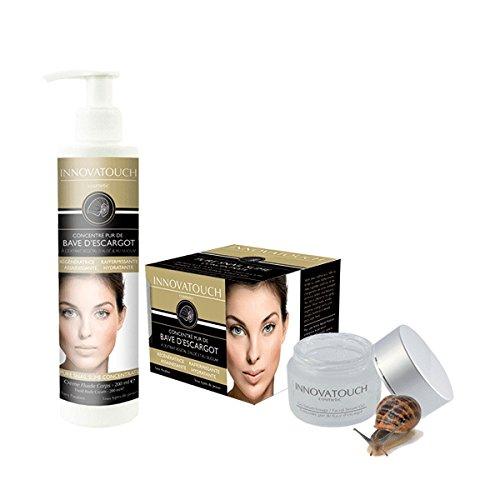 INNOVATOUCH Cosmetic Gel sérum visage + fluide corps