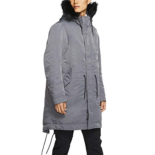 Nike Mens NSW Down Fill Parka Hooded BV4751-021 Size L