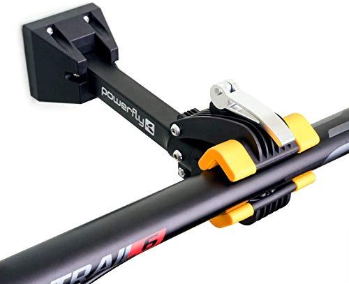 Powerfly Bicicleta Montaje Soporte Bicicleta Soporte a la Pared Montaje–Soporte para Montaje y reparación de Bicicletas Reparación de Soporte de Pared Soporte
