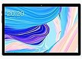Tablet 10 Pollici TECLAST M40 6GB RAM+128GB ROM(TF 512GB), Tablet PC Android 10,T618 Processore Octa-Core da 2.0GHz,4G LTE+5G WiFi,FHD 1920x1200,6000mAh/5MP+8MP Fotocamera/GPS/Bluetooth 5.0/Type-C