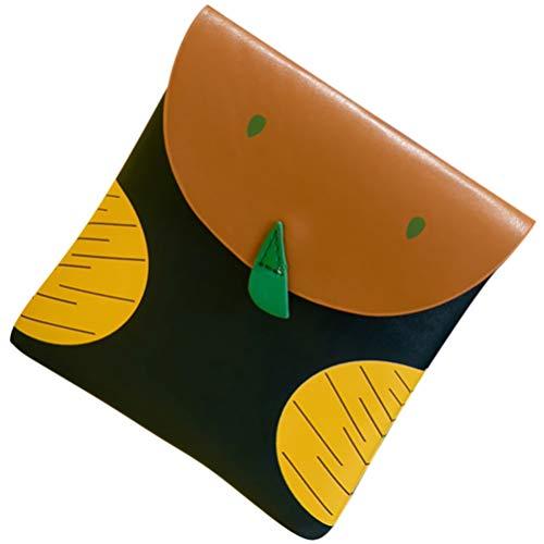 HEALLILY Bolsa de Almacenamiento de Almohadillas Menstruales de Viaje Bolsas de Almacenamiento de Servilletas Sanitarias de Cuero Bolsa de Estera de Enfermería Bolsas Organizadoras de