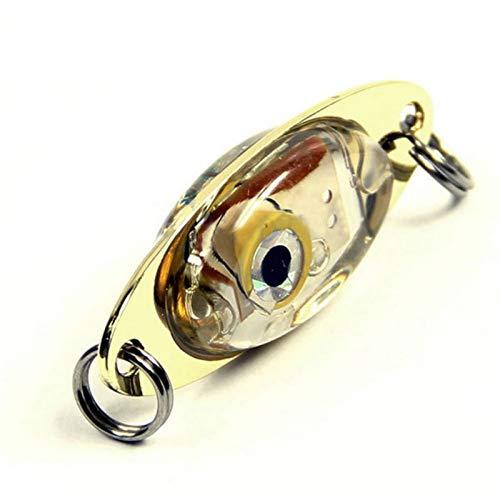 Unterwasser-Nacht Lustige Fische Locken Fische LED Blinkend Unterwasser Nachtangelzubehör Unterwasserblitz Fischereiköder Garnelen Licht Licht Mini-LED