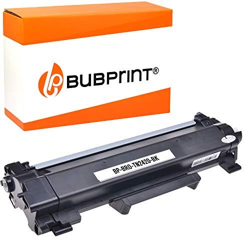 Bubprint Kompatibel XXL Toner als Ersatz für Brother TN-2410 TN-2420 DCP-L2510D DCP-L2530DW DCP-L2550DN HL-L2310D HL-L2350DW HL-L2370DN HL-L2375DW MFC-L2710DN DW L2730DW MFC-L2750DW 6000 S. Schwarz