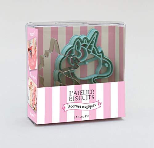 Latelier biscuits licornes magiques