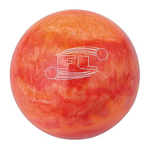 Bowl Bowling-Ball Orange Bowling-Kugel für Einsteiger und Profis 9-12pounds A,10lbs