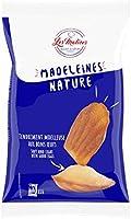 Les Malices - Madeleine nature, 6lots de 16, 2400g