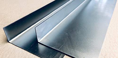 Winkel Kantenschutz aus Verzinkte Bleche 0,7mm dick nach Auswahl in Länge 500mm 1000mm 2000mm