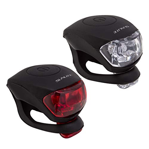 sunlite led bike lights Sunlite HL-L210/TL-L210 Griplite Headlight/Tail Light Combo Set