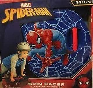 Marvel Spiderman Spin Racer