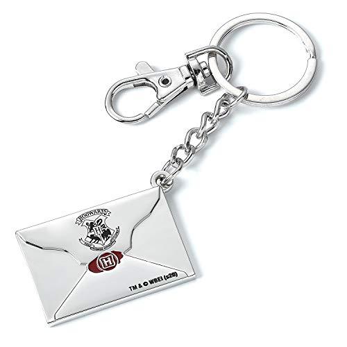 The Carat Shop Porte-clés officiel Harry Potter avec lettre d'acceptation