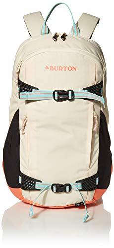 Burton Womens Day Hiker 25L, Creme Brulee Triple Ripstop Cordura, One Size