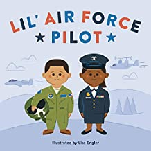 Lil' Air Force Pilot (Mini Military)
