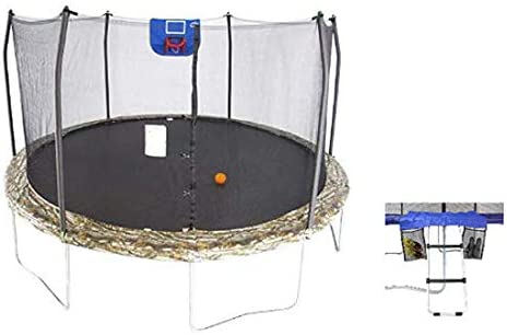 Skywalker Trampolines 15-Feet Jump N' Max 90% OFF Safet with Trampoline Max 85% OFF Dunk