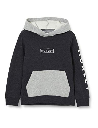 Pepe Jeans Sudadera Pullover Sweater, Black Heather, S Boys