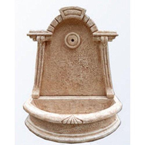 Fontaine en béton résine de extérieur Color Marron