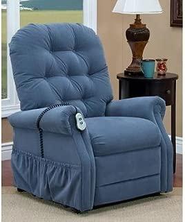 Medlift 2555-AAC Aaron Two-Way Reclining Lift Chair Cocoa