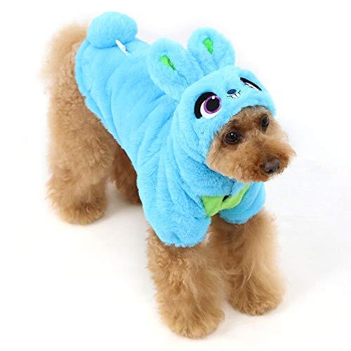 犬 服 春 ペットパラダイス ディズニー トイストーリー なりきりバニー 【DS】ハロウィン 仮装 小物 被り物 おもちゃ かわいい おもしろ