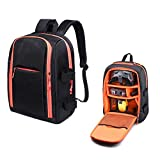 DJXIML FPV Combo Drone Backpack, Waterproof Shockproof Shoulder Bag Case for DJI FPV Combo Drone and Accessories, Goggles V2, Remote Controller 2, Motion Controller, Battery