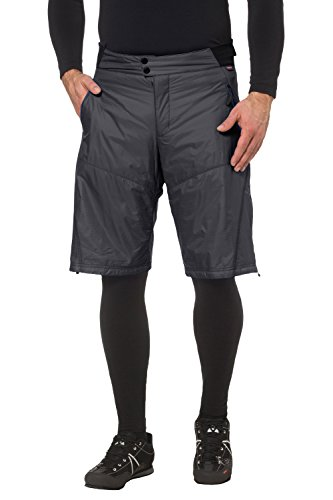 VAUDE Herren Hose Waddington Shorts II, Black, 48, 05387